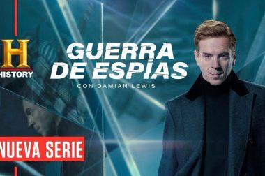 Guerra de Espías con Damian Lewis